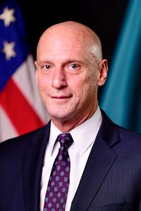 Secretary of State Jeff Bullock Official Headshot