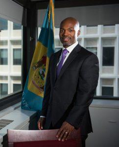 Deputy Secretary Kristopher Knight Official Headshot